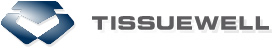Tissuewell logo - Tissue converting machine